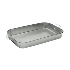 Aluminum Bake Pan with Handle