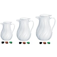 Swirl Triple Wall Insulated Carafe