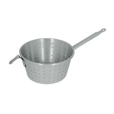 Aluminum Pan Strainer with Handle