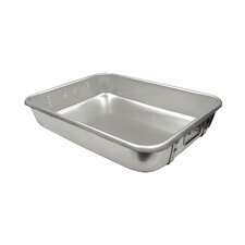 "24"" Aluminum Strapped Roasting Pan"