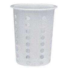 Cylinder Plastic Flatware Holder
