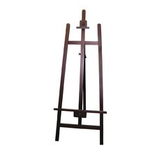 Adjustable Wood H-Frame Easel