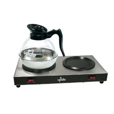 2-Station Electric Decanter Warmer