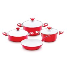 7-Piece Non-Stick Cookware Set