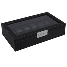 12 Slots Large Display Watch Box