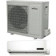 Ductless Mini Split Heat Pump 22000 BTU Air Conditioner with Remote