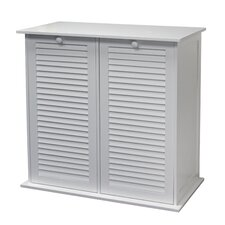Linen Dual Laundry Room Organizer
