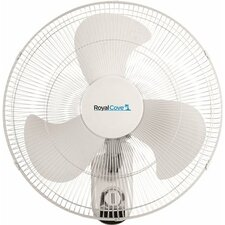 "18"" Oscillating Wall Mount Fan"