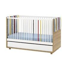 2-in-1 Umwandelbares Standard-Babybett Evolve
