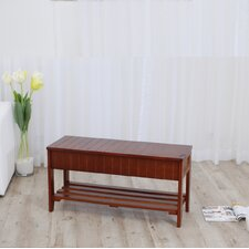 Rennes Wood Storage Bench