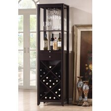 Arles 28 Bottle Floor Wine Cabinet