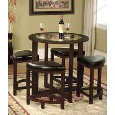 Cylina 5 Piece Dining Set