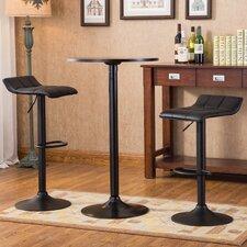Belham 3 Piece Pub Table Set