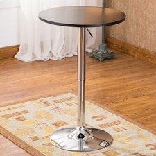 Cumar Adjustable Height Pub Table