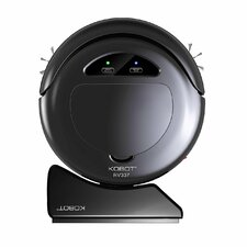 Robotic Vacuum with Auto-Charging Home Base