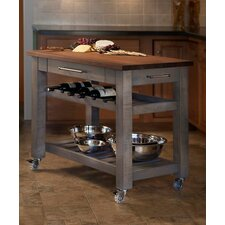 Metro Kitchen Island