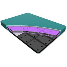 "9"" Duo-Cell Hydraulic Water Mattress"