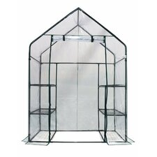 2.5 Ft. W x 4.5 Ft. D Greenhouse