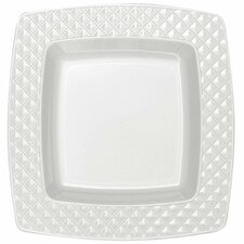 "8"" Diamond 'I Can't Believe Its Plastic' Salad Plate (Set of 50)"