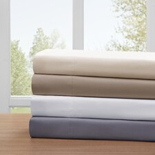 4 Piece Smart Cool Cotton Blend Sheet Set