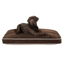 Baron Plush Channel Top Napper with Zippered Cover