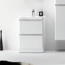 "Glazzy® 24"" Single Bathroom Vanity Set"