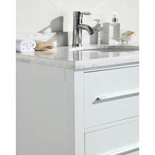 "Natalie® 36"" Single Modern Bathroom Vanity Set"