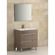 "Tauro® 32"" Single Modern Bathroom Vanity Set"
