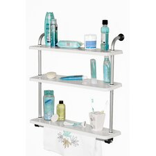 "24.6"" x 26.3"" Bathroom Shelf"