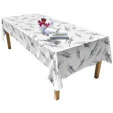 Inspiration Splatter Eco Chic Tablecloth