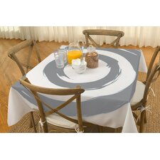 Inspiration Peace Circle Eco Chic Tablecloth