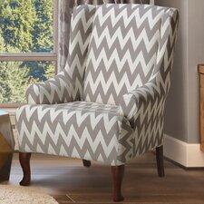 Dakota Wing Chair Slipcover