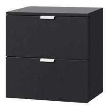 Nachttisch Solutions mit 2 Schubladen