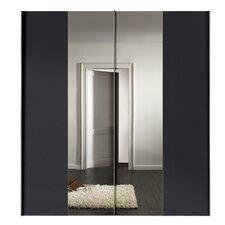 Schwebetürenschrank Vertigo, 200 cm B