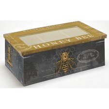 Honey Bee Tea Box