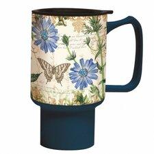 18 oz. Blue Chicory Travel Mug