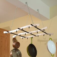 Madeira Ceiling Mount Pot Rack
