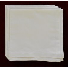 White Pleated Napkin (Set of 4)