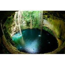 Acrylglasbild Grotto, Fotodruck
