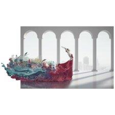 Schild Contura Fairytale Dream Woman, Grafikdruck