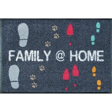 Fußmatte Family @ Home