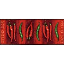 Fußmatte Hot Chili Design