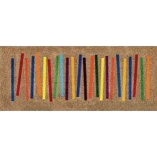 Fußmatte Mixed Stripes Decor