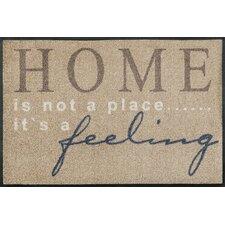 Fußmatte Home feeling