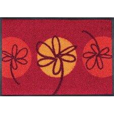 Fußmatte Fleurette