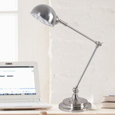 """LED 20"""" H Desk Lamp with Bowl Shade"""