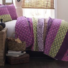 Quentin 3 Piece Coverlet Set