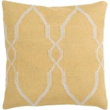 Cosima Geometric Wool Throw Pillow