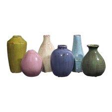 Heerenveen 6 Piece Vase Set