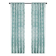 Greve Strand Diamond Single Curtain Panel